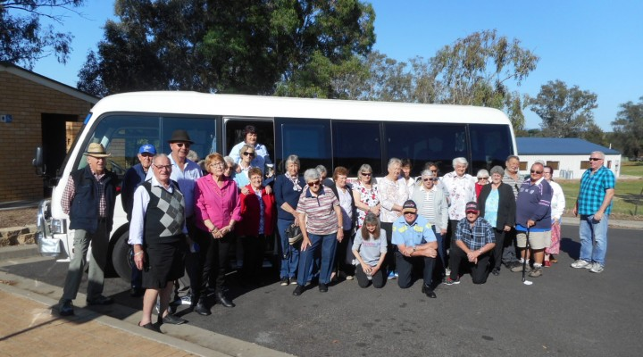 TransCare's Fun Day Out to Uralla