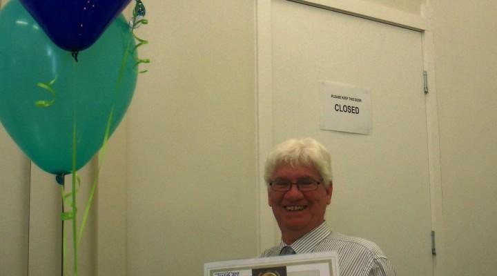 Alan Gordon Celebrating 14 Years at TransCare