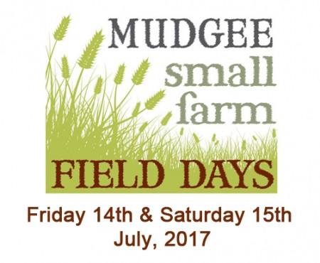Mudgee Small Farm Field Days