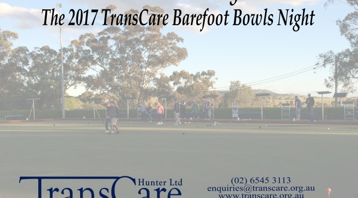 2017 Barefoot Bowls Night