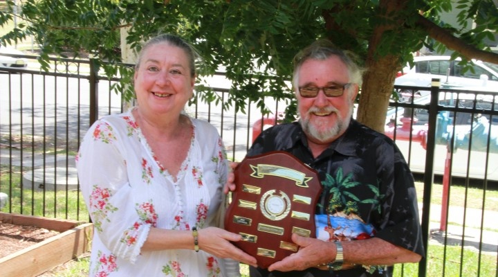 2017 Volunteer of the Year awarded