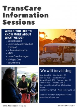 TransCare Information Session – Aberdeen