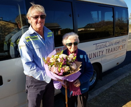 Merriwa Resident Turns 100