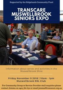TransCare Muswellbrook Seniors Expo