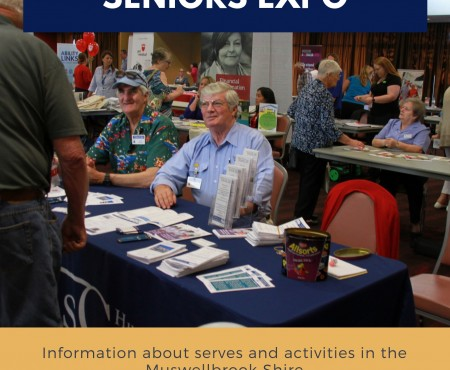 TransCare Muswellbrook Seniors Expo
